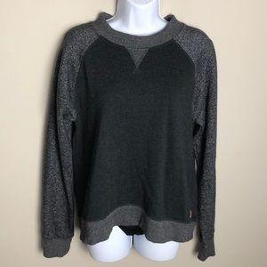 Tentree Dark Gray Sweater Size M